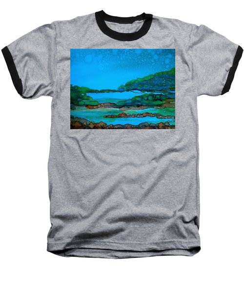 Private Property Baseball T-Shirt