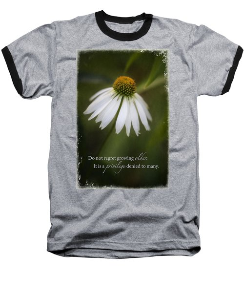Privileged Baseball T-Shirt
