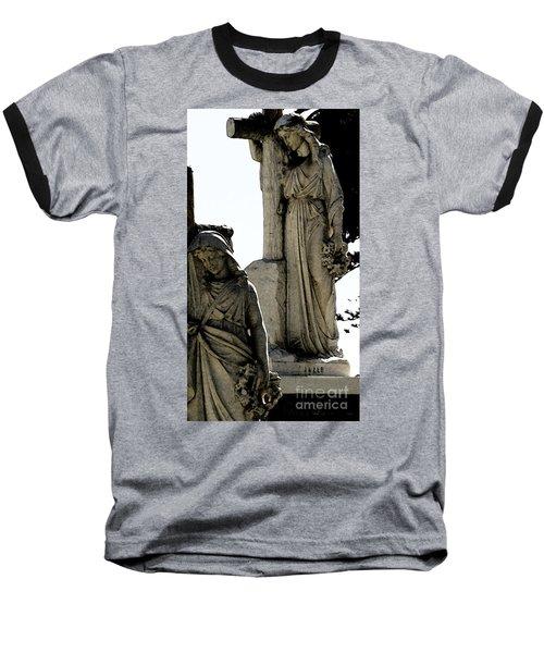 Procession Of Faith Baseball T-Shirt