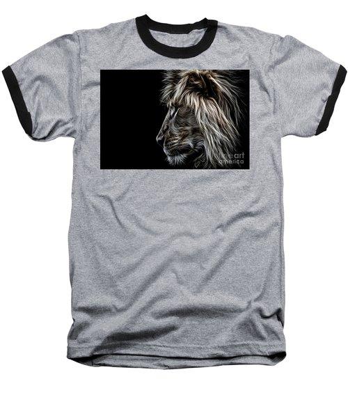 Profile Of A King Baseball T-Shirt