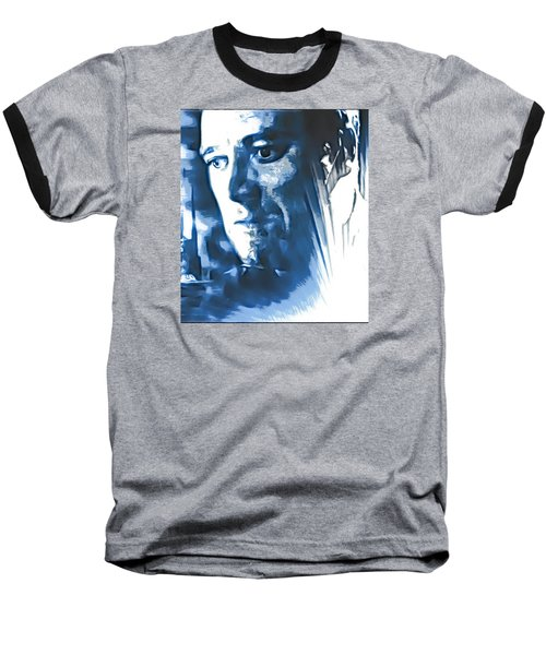 Baseball T-Shirt featuring the photograph Profile Of An Eccentric Doctor by Mario Carini
