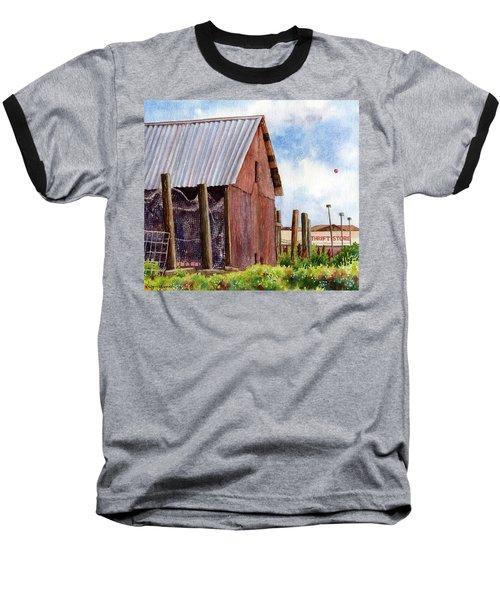 Progression Baseball T-Shirt by Anne Gifford