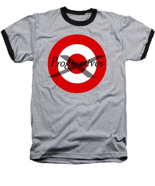 Progressives Baseball T-Shirt