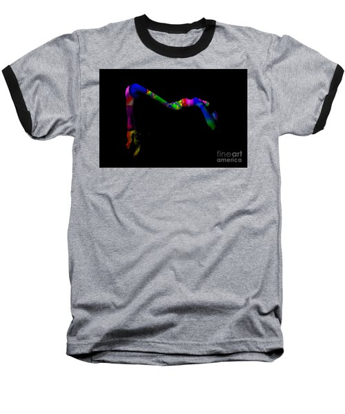 Projected Body Paint 2094947a Baseball T-Shirt