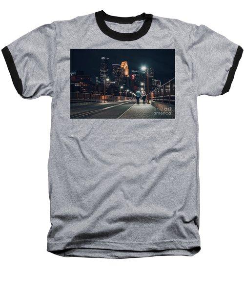 Promenade Baseball T-Shirt