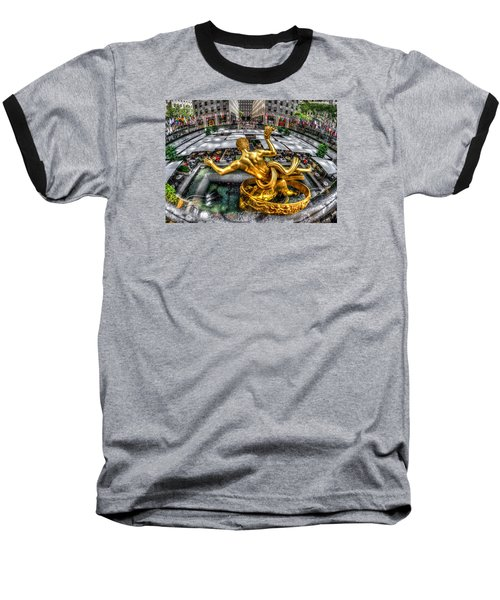 Prometheus Baseball T-Shirt