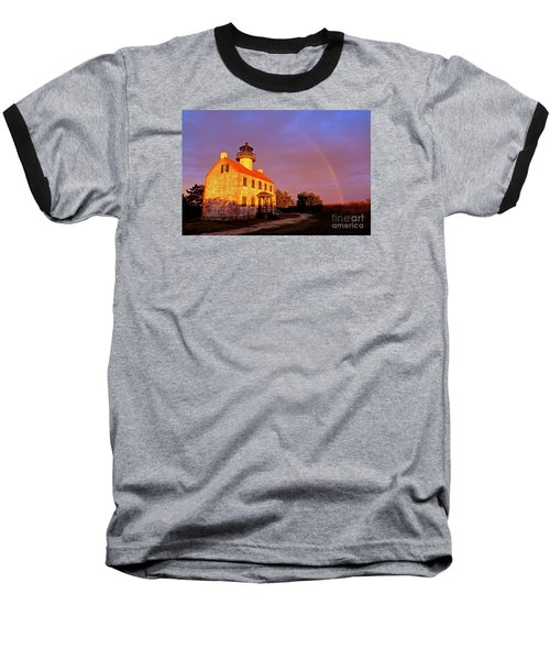 Baseball T-Shirt featuring the photograph Promise  by Nancy Patterson
