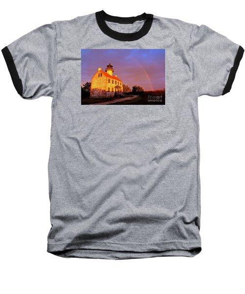 Promise  Baseball T-Shirt by Nancy Patterson