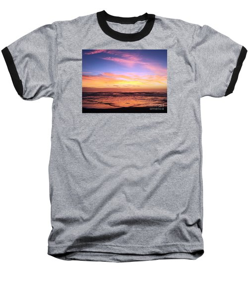 Promises Baseball T-Shirt by LeeAnn Kendall