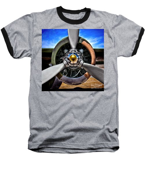 Propeller Art   Baseball T-Shirt