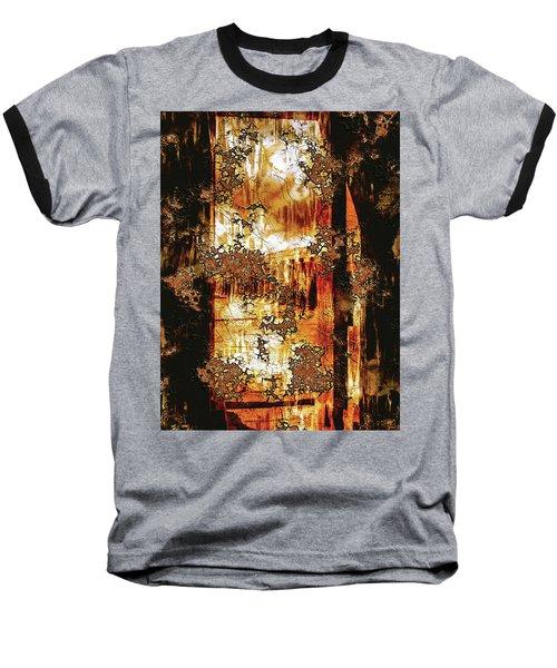 Prophecy Baseball T-Shirt by Paula Ayers
