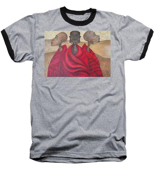 Protectors Baseball T-Shirt by Jenny Pickens