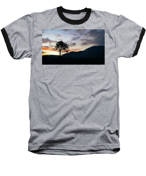Provence, France Sunset Baseball T-Shirt