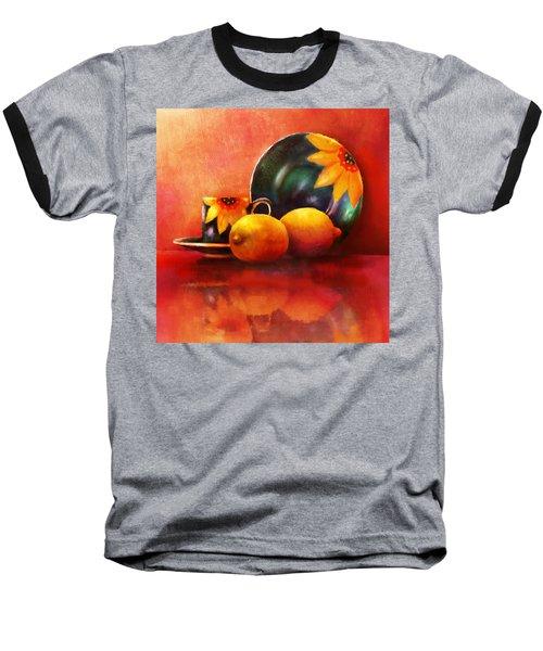 Provence Reflections Baseball T-Shirt