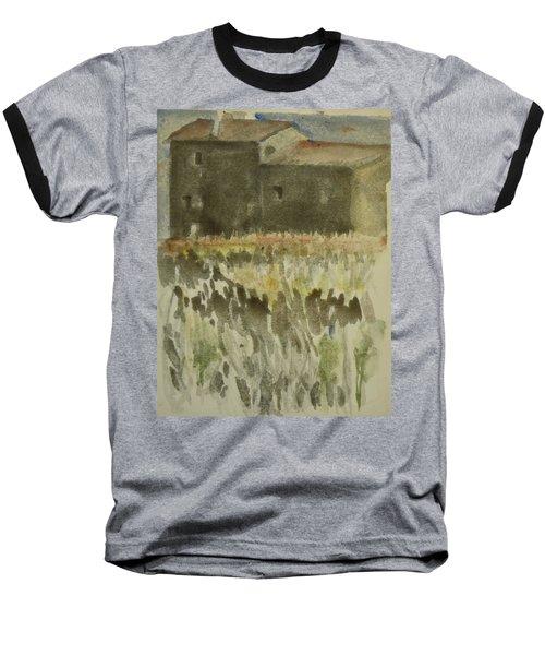 Provence Stenhus. Up To 60 X 90 Cm Baseball T-Shirt