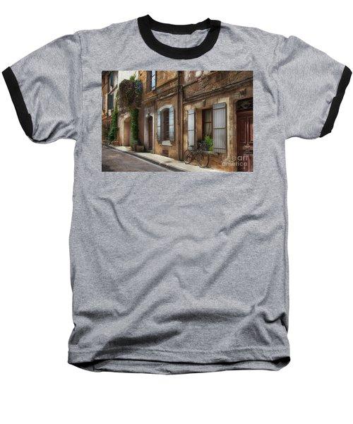 Provence Street Scene Baseball T-Shirt