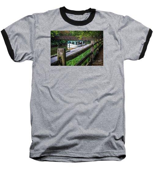 Providence Metropark Erie Canal  Baseball T-Shirt