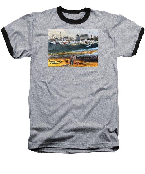 Provincetown Artist Baseball T-Shirt