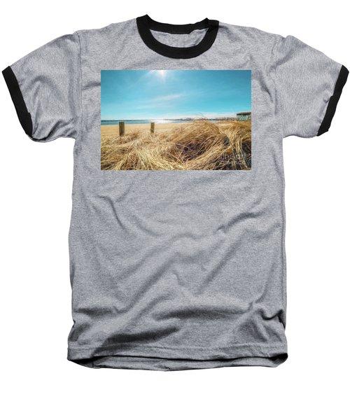 Provincetown Harbor Baseball T-Shirt