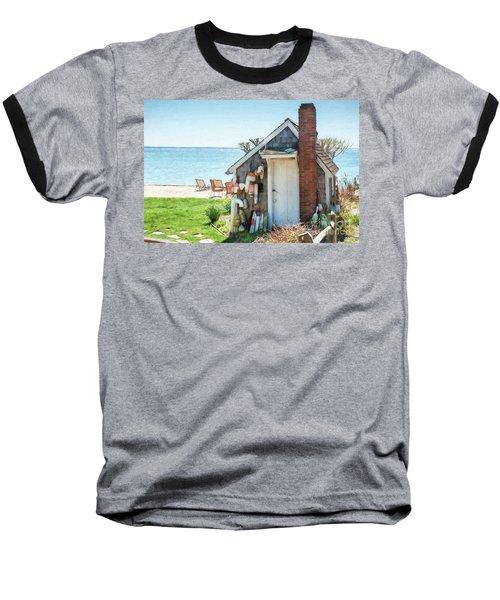 Provincetown Shed Baseball T-Shirt