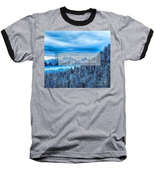 Provision Baseball T-Shirt
