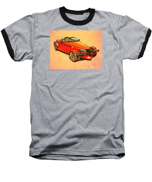 Prowlin' Baseball T-Shirt