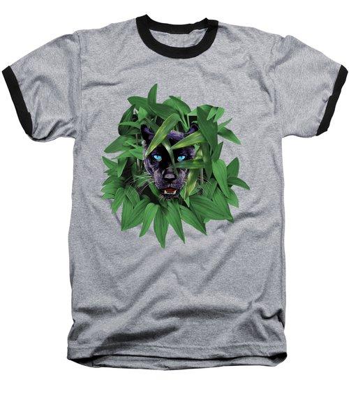 Prowling Panther Baseball T-Shirt