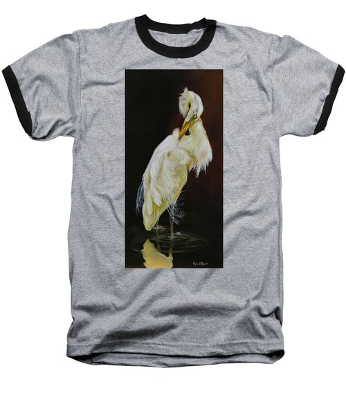 Baseball T-Shirt featuring the painting Prudence by Phyllis Beiser