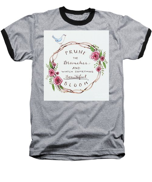 Pruning Baseball T-Shirt