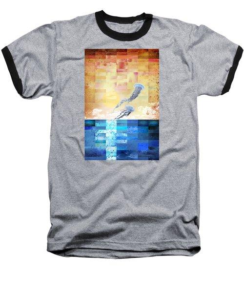 Psychotropic Rhythms Baseball T-Shirt