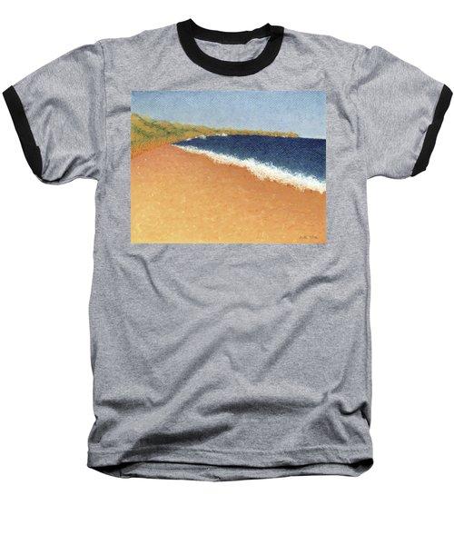 Pt. Reyes Beach Baseball T-Shirt