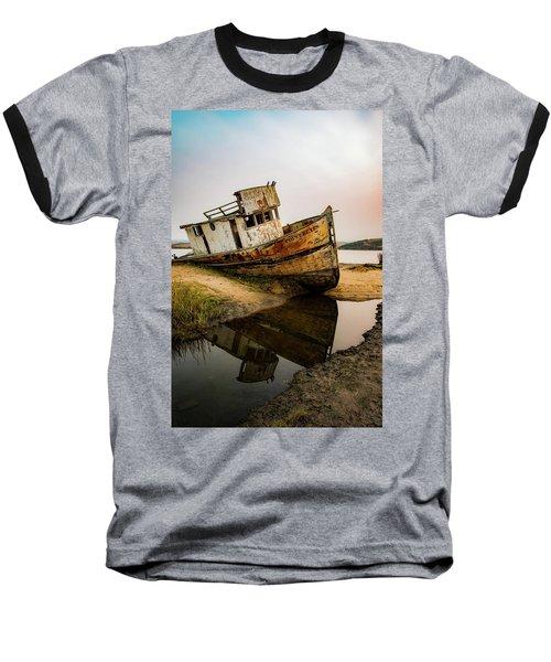 Pt. Reyes Shipwreck 1 Baseball T-Shirt