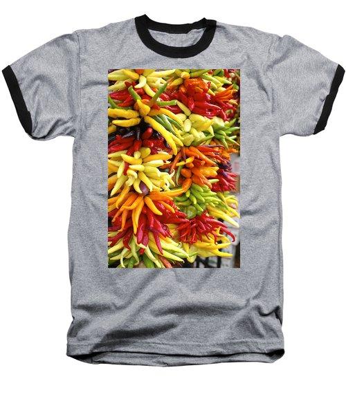 Public Market Peppers Baseball T-Shirt