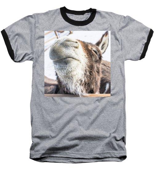 Pucker Up, Baby Baseball T-Shirt