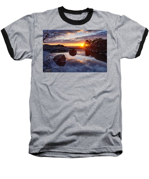 Puddle Paradise Baseball T-Shirt