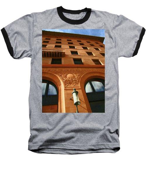 Pueblo Downtown Thatcher Building 2 Baseball T-Shirt