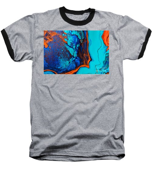 Puffer Fish Baseball T-Shirt
