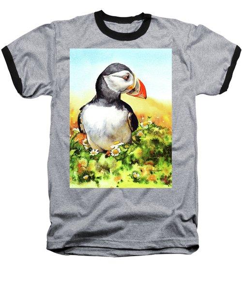 Puffin Baseball T-Shirt