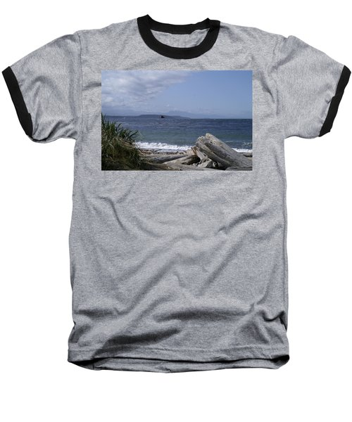 Puget Sound Baseball T-Shirt by Henri Irizarri