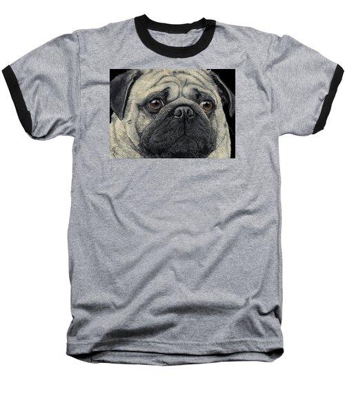 Pugshot Baseball T-Shirt