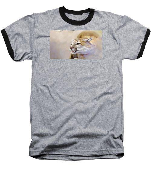 Puma Action Baseball T-Shirt