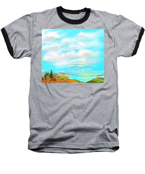 Pumkins Baseball T-Shirt