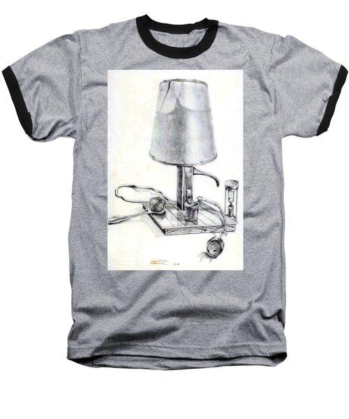 Pump Lamp Baseball T-Shirt