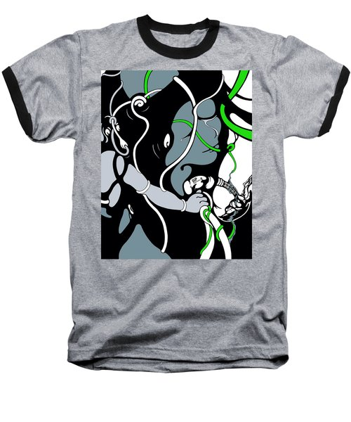 Pumped Baseball T-Shirt