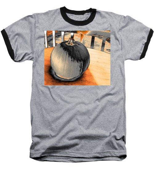 Pumpkin #2 Baseball T-Shirt