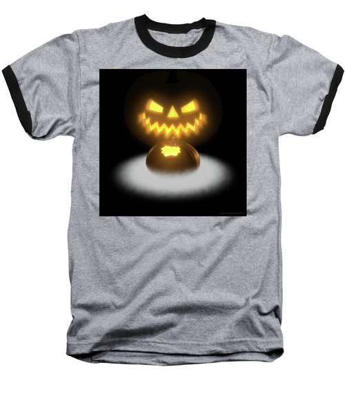 Pumpkin And Co II Baseball T-Shirt