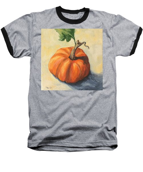 Pumpkin Everything Baseball T-Shirt