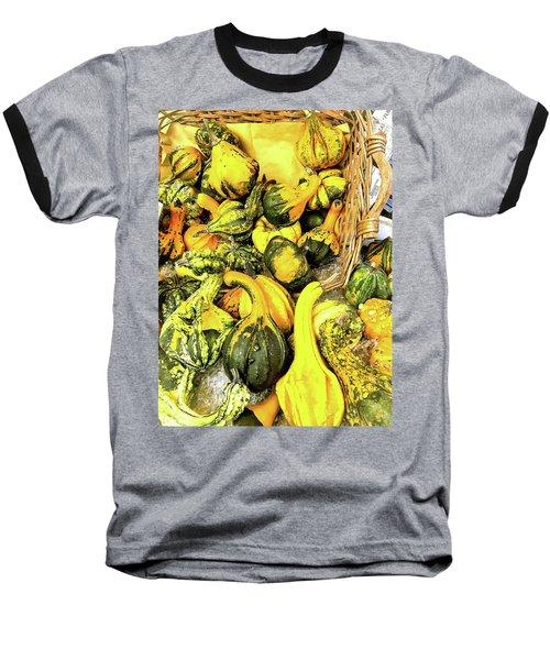 Pumpkin Family Baseball T-Shirt