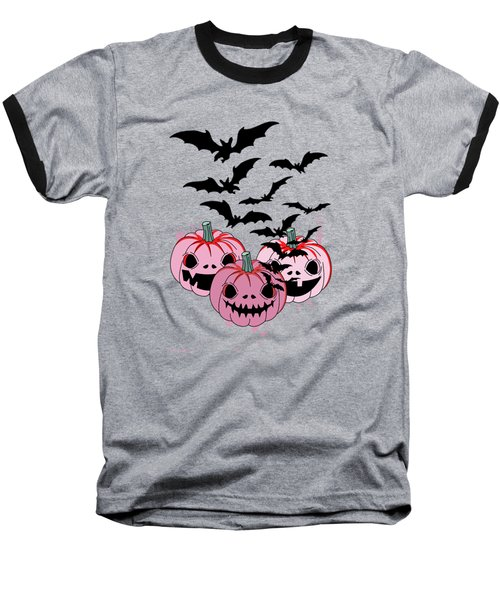 Pumpkin  Baseball T-Shirt