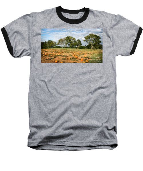 Pumpkin Patch Baseball T-Shirt